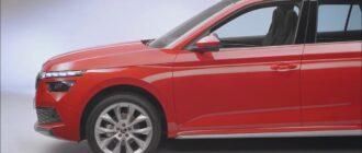 2020 Škoda Kamiq : младший брат популярнейших Karoq