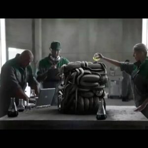 Реклама открывает секреты автомобиля Skoda Fabia
