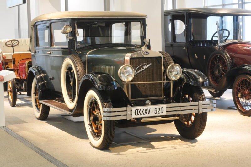 Laurin; Klement – Škoda 110 (1925)