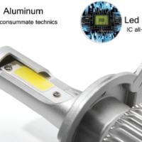 Супер LED H8 в ПТФ