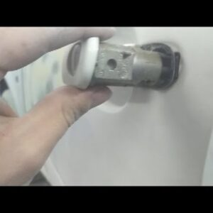 Cнятие дверных ручек шкода октавия тур а4