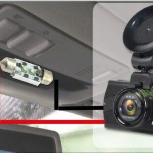 Подключение видеорегистратора на Шкоде Октавия А5