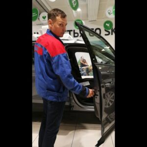 Прием нового автомобиля SKODA Kodiaq