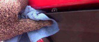 Как снять обшивку багажника Skoda Fabia