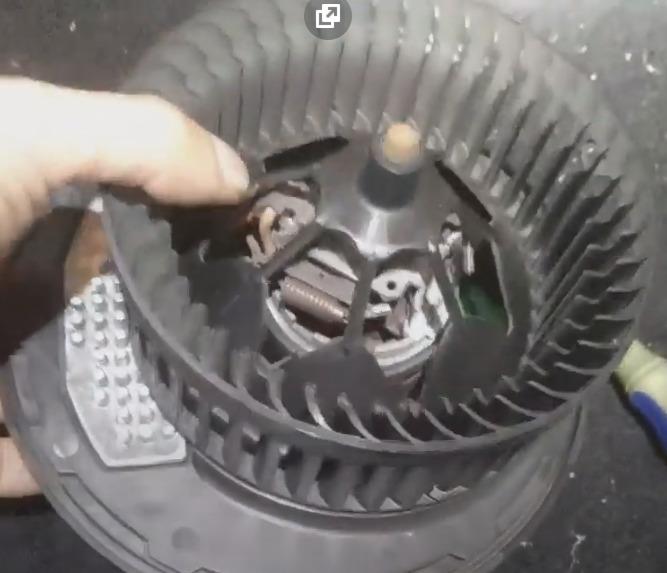 Вентилятор skoda octavia A7