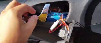 Замена тросика и сборка водительской двери Octavia Tour