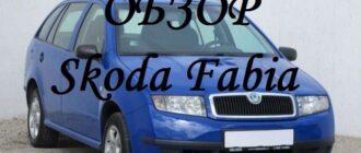 Обзор Skoda Fabia Mk1, плюсы и минусы, стоит ли покупать?
