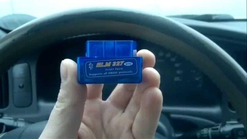 Сканер для считывания ошибок в авто