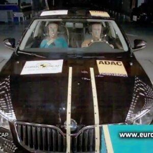 Краш Тест Шкода Октавиа Skoda Octavia 2013 Crash