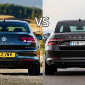 Какой автомобиль лучше взять Skoda Octavia или Volkswagen Passat