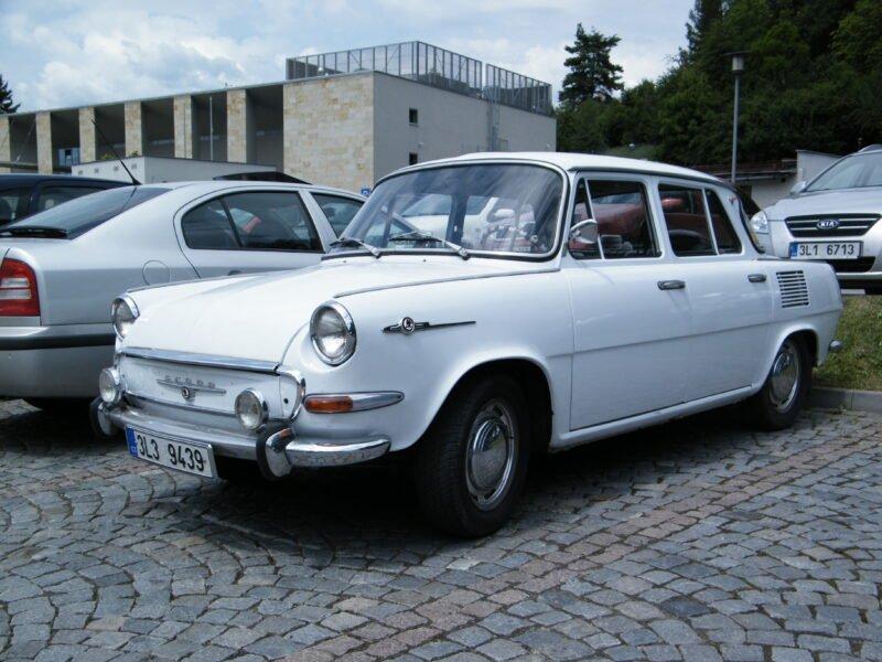 Škoda 1000 MB (1964–1969)