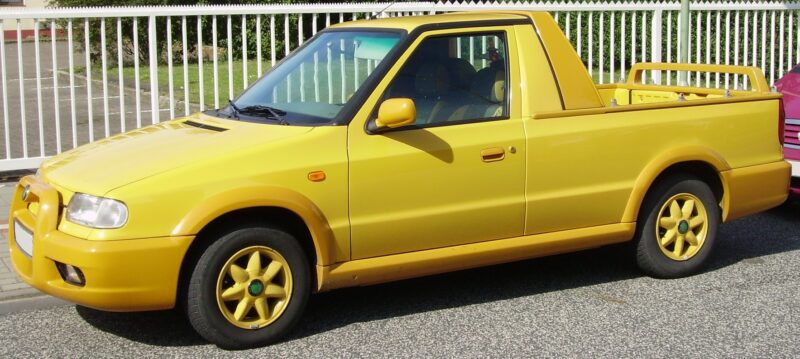 Škoda Felicia Fun (1996–2000)