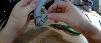 Монтаж плавного складывания микролифта ручек Skoda Yeti