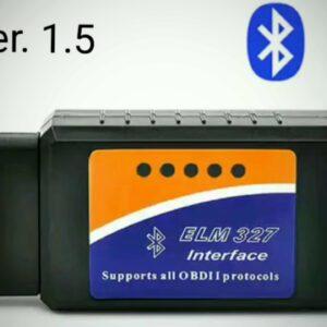 Как подключить сканер ошибок через Bluetooth ELM327 v. 1.5